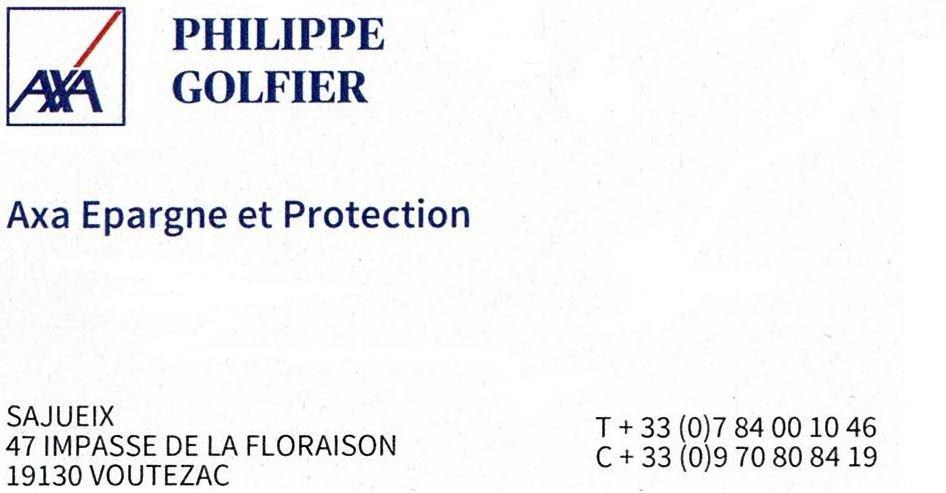 AXA Philippe Golfier