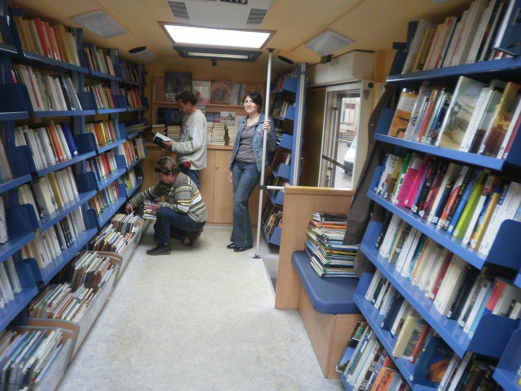 Bibliothèque municipale de Ferrières-sur-Sichon