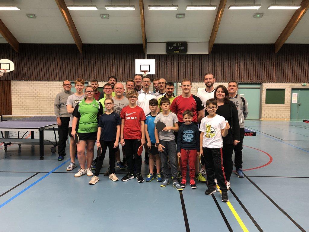 Rohrbach-Bining Tennis de table