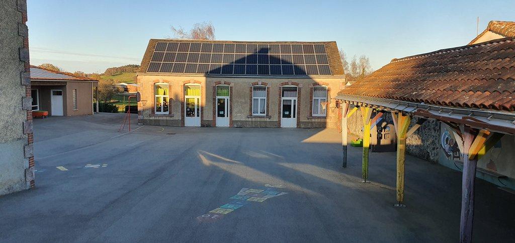 Ecole Sainte Anne des Puys