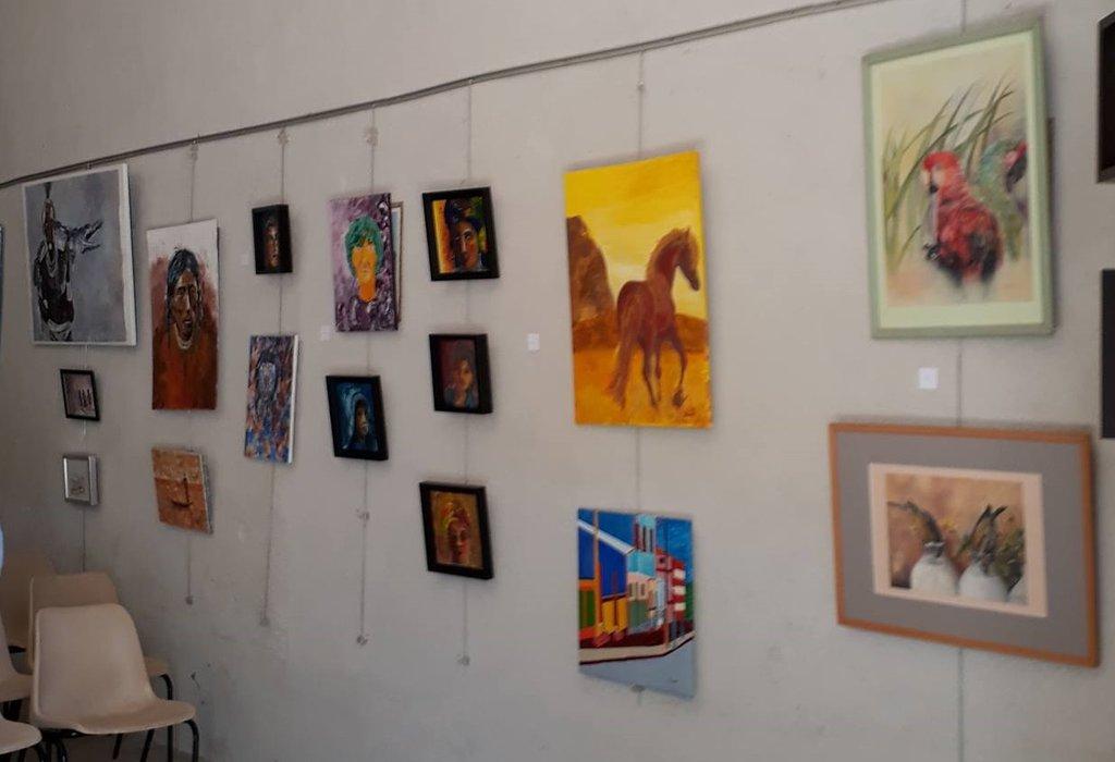 Atelier d'1 art à l'autre