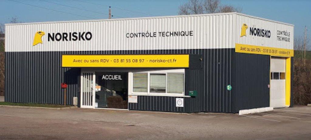 Centre contrôle technique Norisko Auto Bilan France