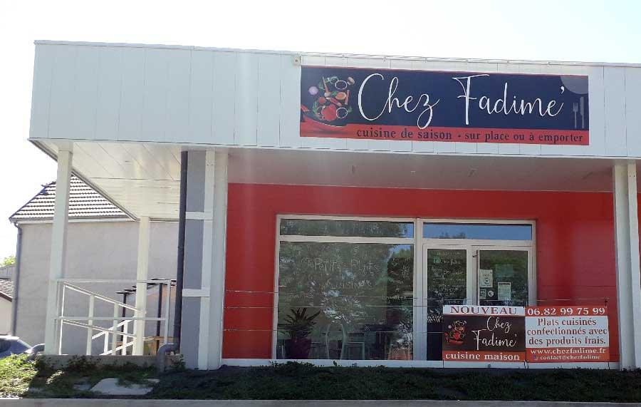Chez Fadime
