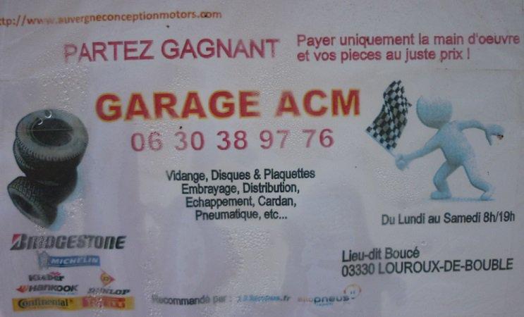 Garage ACM