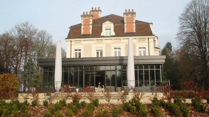 Chateau de la Dame Blanche