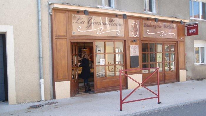 Boulangerie LA GENEUILLOISE