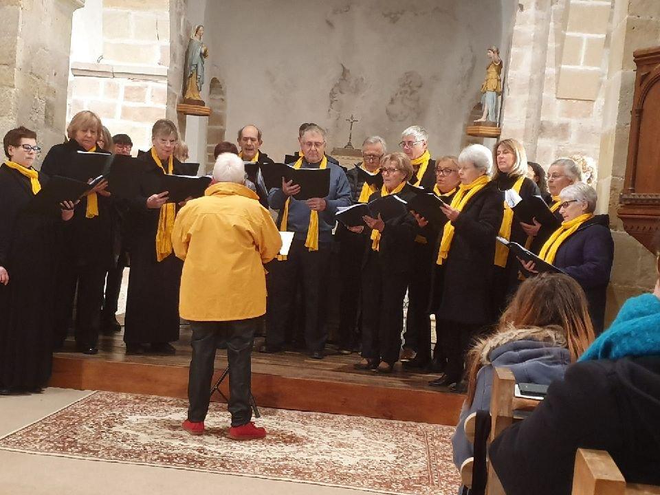 Chorale Les Triolets