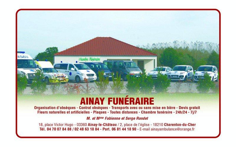 Ainay Funéraire