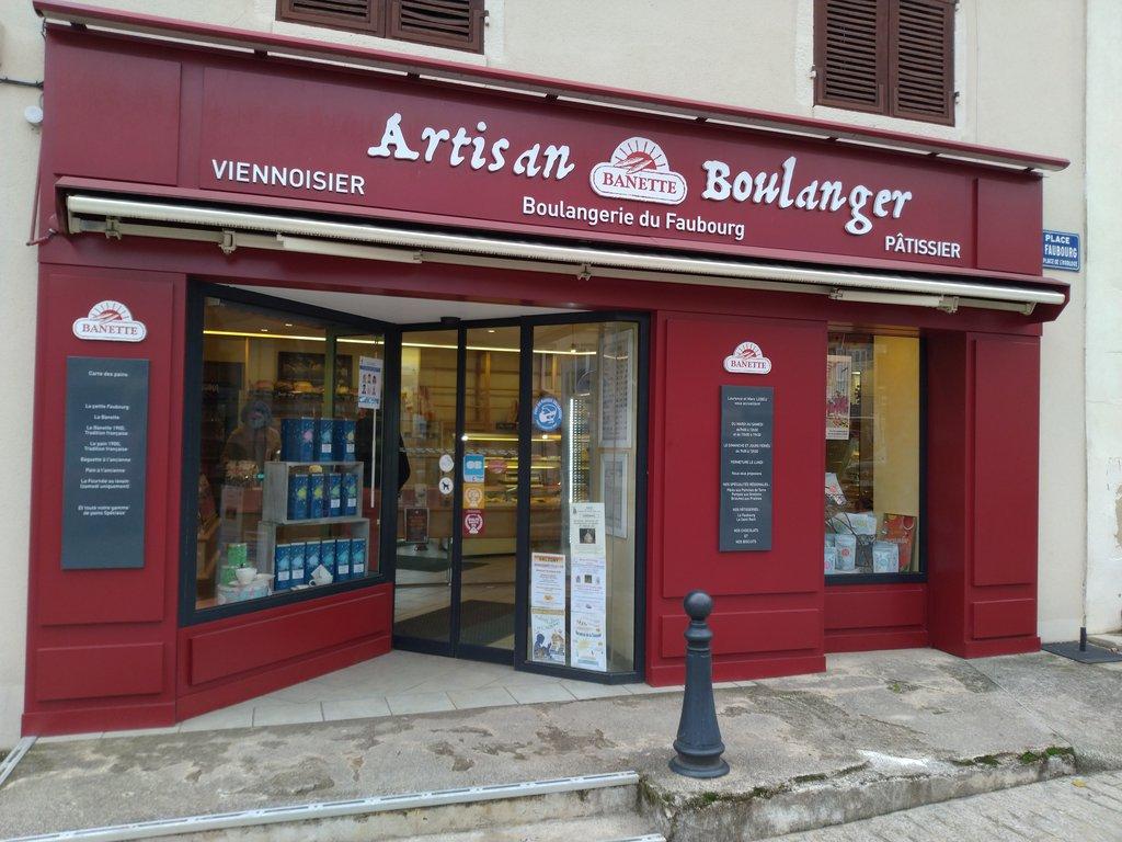 Boulangerie Marc et Laurence LEBEU