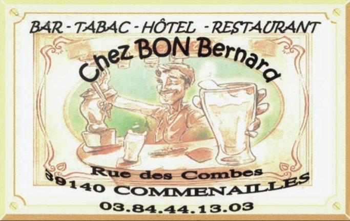 Bar Tabac Restaurant Chez Bon