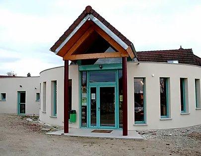 Médiathèque Intercommunale Bresse Haute-Seille - site de Commenailles