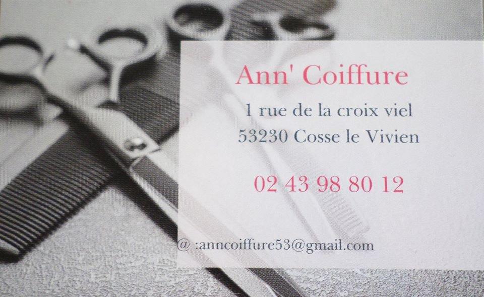 Ann'Coiffure