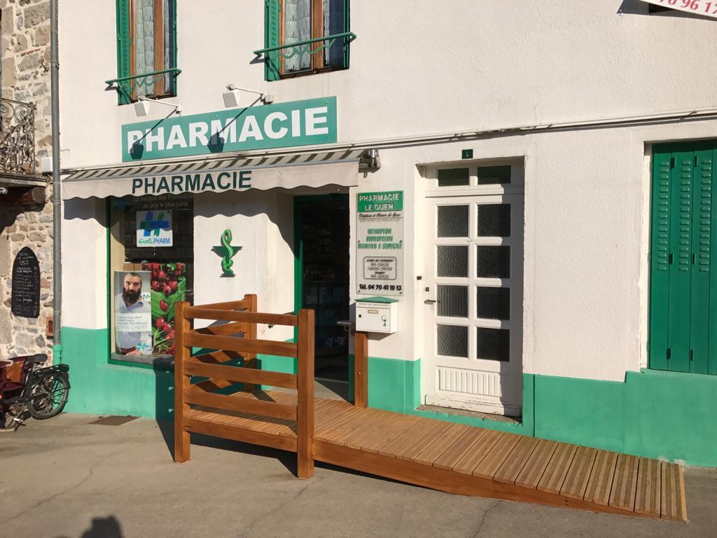 Pharmacie LE GUEN