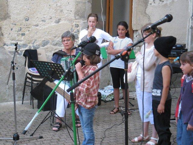 Les P'tits Mozart
