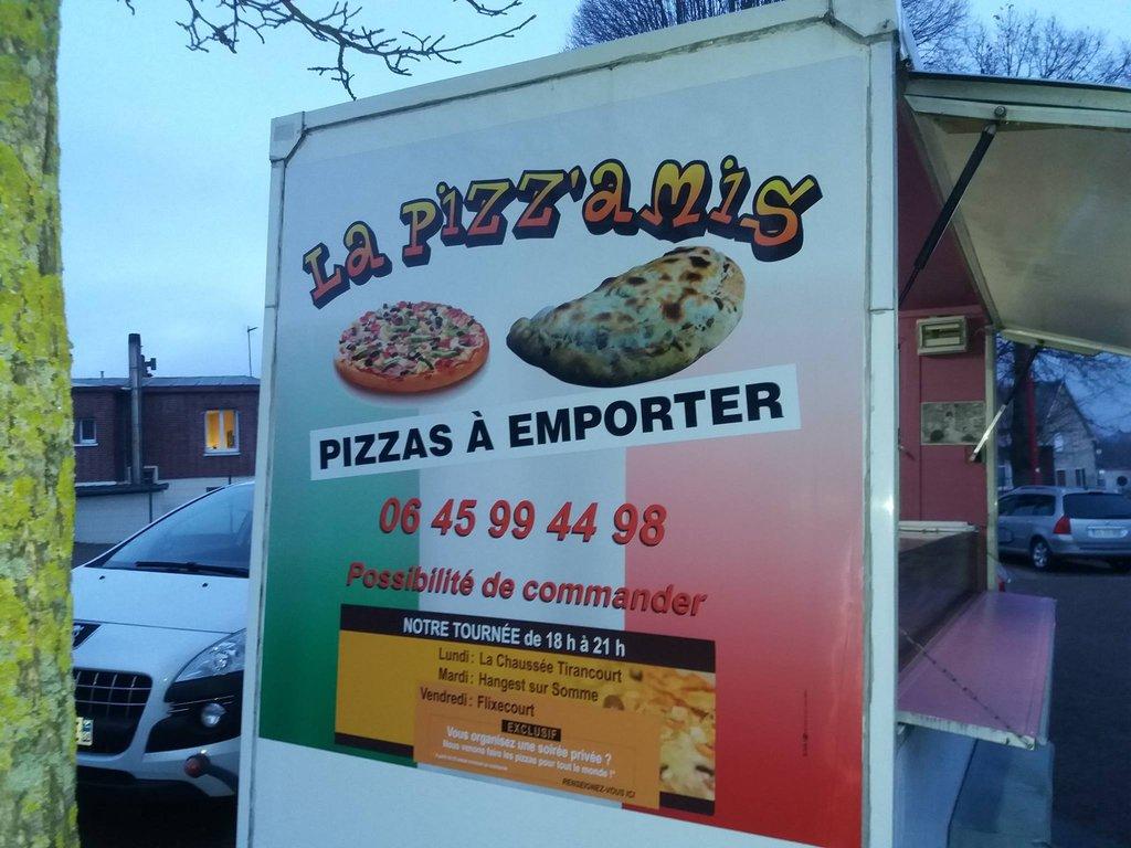 Pizz' amis