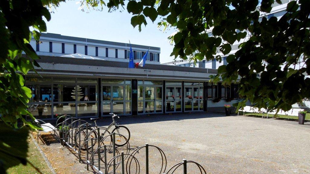 Lycée Delamare Deboutteville - Forges les Eaux