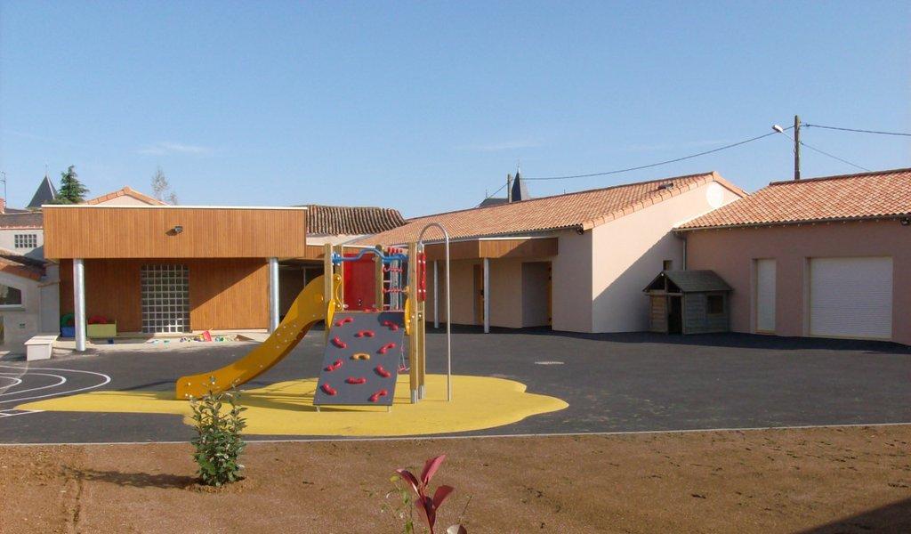 """Ecole publique """"Les p'tits Louzéens"""""""