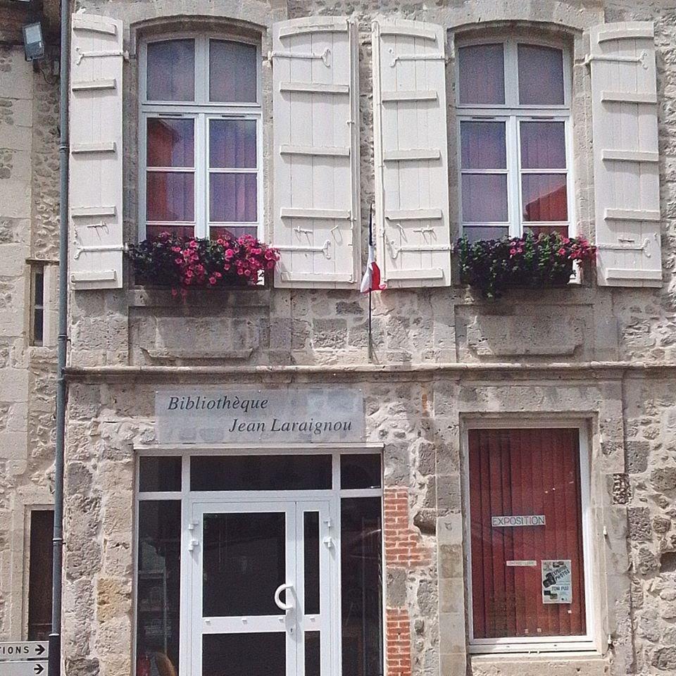 Bibliothèque Jean Laraignou