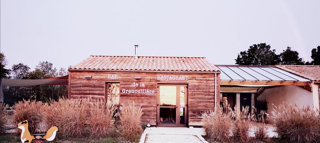 Bar restaurant de La Grenouillère