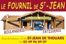 LE FOURNIL DE SAINT JEAN
