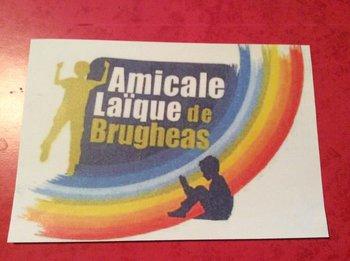 logo Amicale Laïque de Brugheas