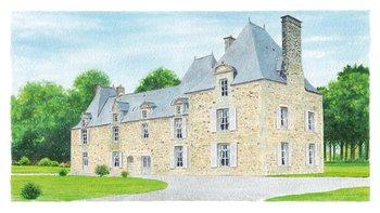 Château de la Croix Chemin Chambres d'hôtes et Gîte