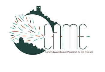 logo CAME :Comité d'Animation de Moissat et de ses Environs