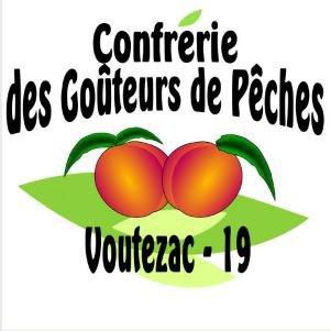 logo Confrérie des Goûteurs de Pêches de Voutezac