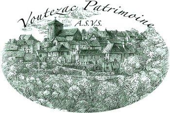 logo Voutezac Patrimoine - A.S.V.S.