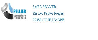 logo Entreprise PELLIER Couverture-Zinguerie