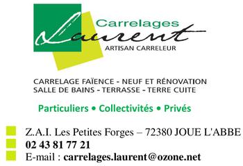 logo CARRELAGES LAURENT