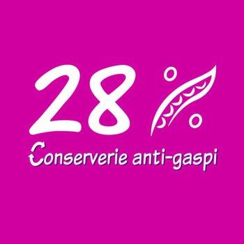 28% conserverie anti-gaspi
