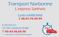 Narbonne Cyrille - Transport