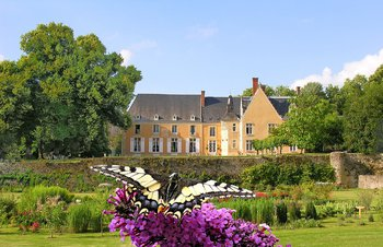Château de la Barre - Chambres et gîtes
