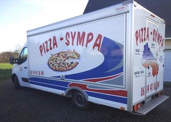 Pizza Sympa - Pizzas à emporter