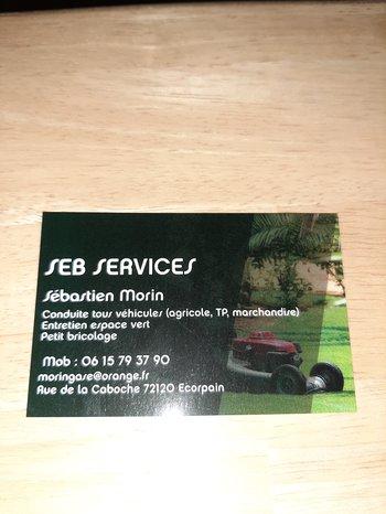 Seb services