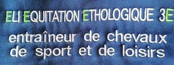 Eli Equitation Ethologique 3E Entraîneur de chevaux