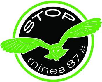 Stop mines 87