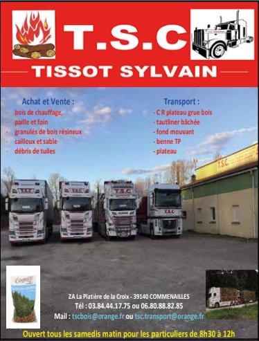 logo T.S.C Tissot Sylvain