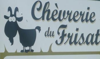 Chèvrerie du Frisat : Producteur de Fromage