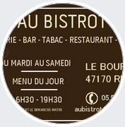 Au Bistrot de Reaup-Lisse : Epicerie, Bar, Tabac, Restaurant