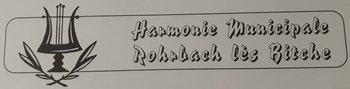 logo Harmonie Municipale de Rohrbach-Lès-Bitche