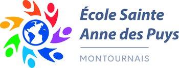 logo OGEC Ecole privée Ste Anne des Puys