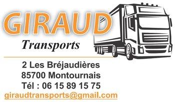 logo GIRAUD Transports