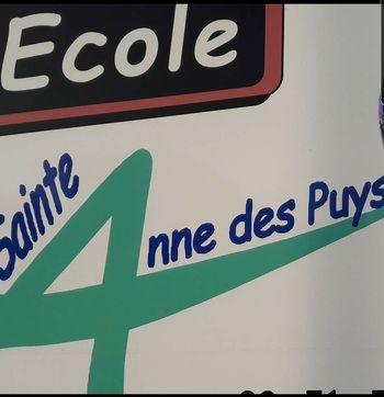 logo OGEC Ecole privée St Anne des Puys