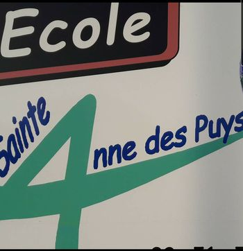 OGEC Ecole privée St Anne des Puys