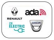 logo Garage Mitriot - Agent Renault / Dacia