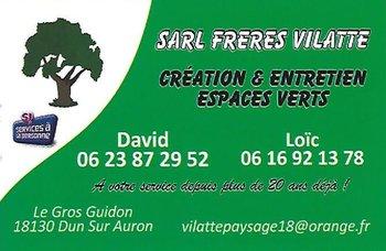 logo Ets Vilatte Espaces Verts Entretien