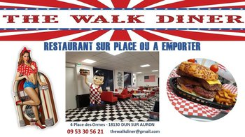 logo The Walk Diner