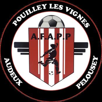 logo Association Football Audeux, Pelousey, Pouilley les Vignes